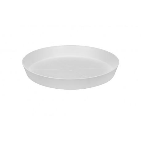 loft urban saucer round 17 white