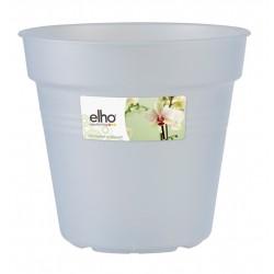 elho vaso per orchidee trasparente green basics 15cm trasparente