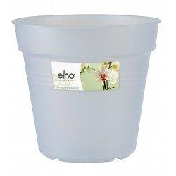 elho vaso per orchidee trasparente green basics 17cm trasparente