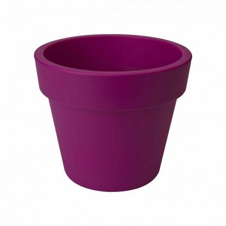 elho vaso top planter green basics 30cm ciliegia