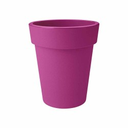 elho vaso alto top planter green basics 35cm ciliegia