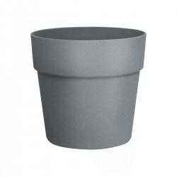 elho vibia straight round 40cm living concrete