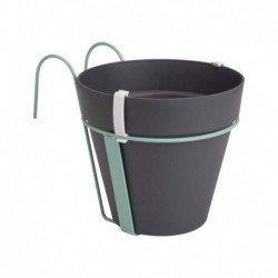 elho Vaso con supporto e riserva d'acqua loft