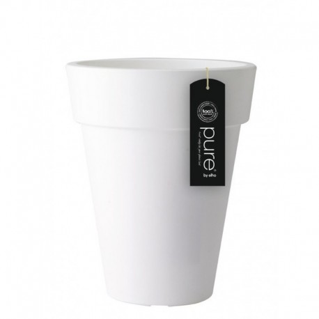 elho vaso pure round high 55