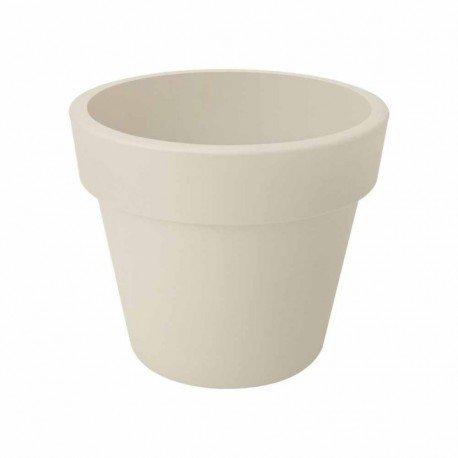 elho vaso top planter green basics 47cm ciliegia