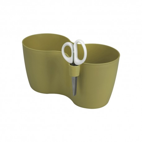 brussels herbs duo l olive green