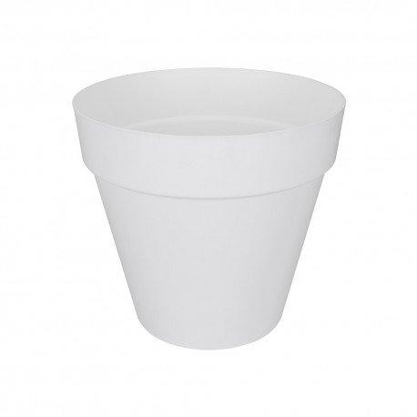 elho Vaso con riserva d'acqua loft 20 bianco